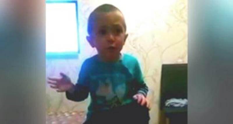 4-летний мальчик решил продемонстрировать матери, как нужно с ним разговаривать