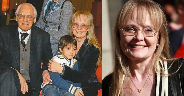 наталья белохвостикова и ее приемный сын фото все составляющие рецепта