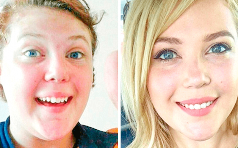 24 человека, которые даже не думали какие они красивые, пока не начали работать над собой