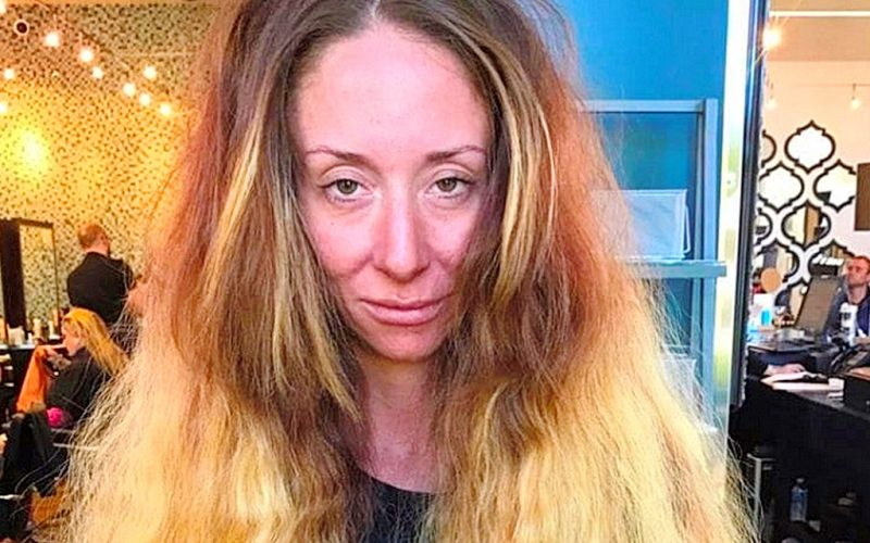 Эта женщина всю жизнь отращивала волосы, но перед свадьбой все изменилось. Смотрите, что с ней сделал стилист