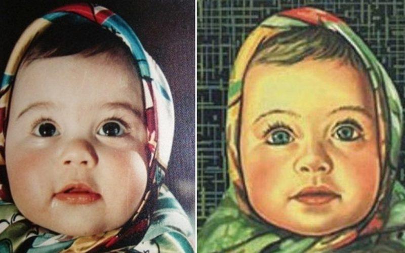 Сладкая «Алёнка»: как выглядит знаменитая девочка с обвёртки 50 лет спустя?