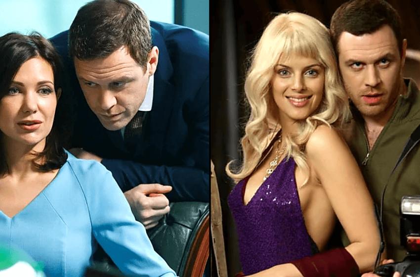 Талантливый актёр Иван Оганесян, его жена и 5 дочек