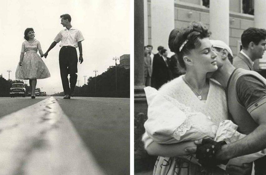 Любовь в СССР: красивая подборка фотографий