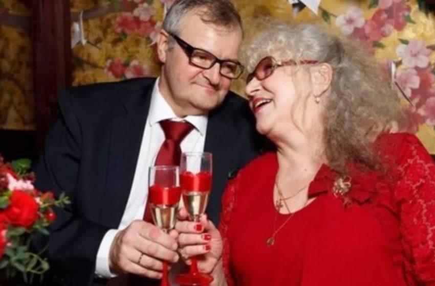 Вышла замуж в 67 лет и обрела свое счастье в руках надежного человека