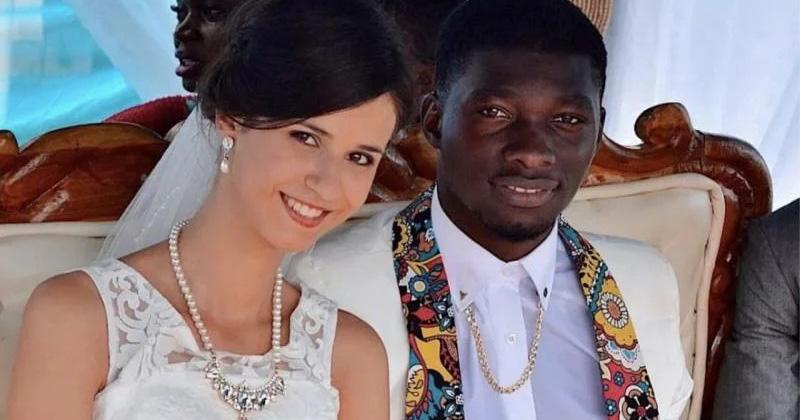 Ижевская красавица вышла за африканца. Их дети умиляют весь мир