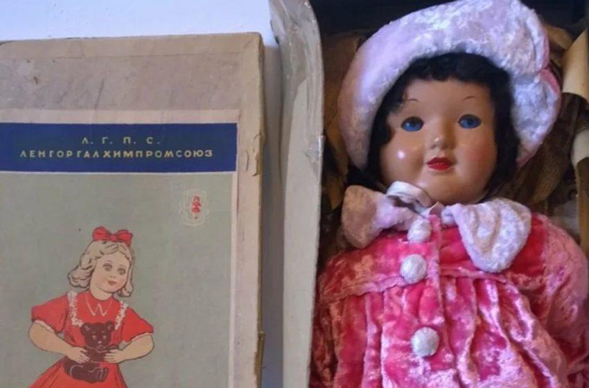 Самые дорогие куклы СССР, которые были проданы в 2019 году