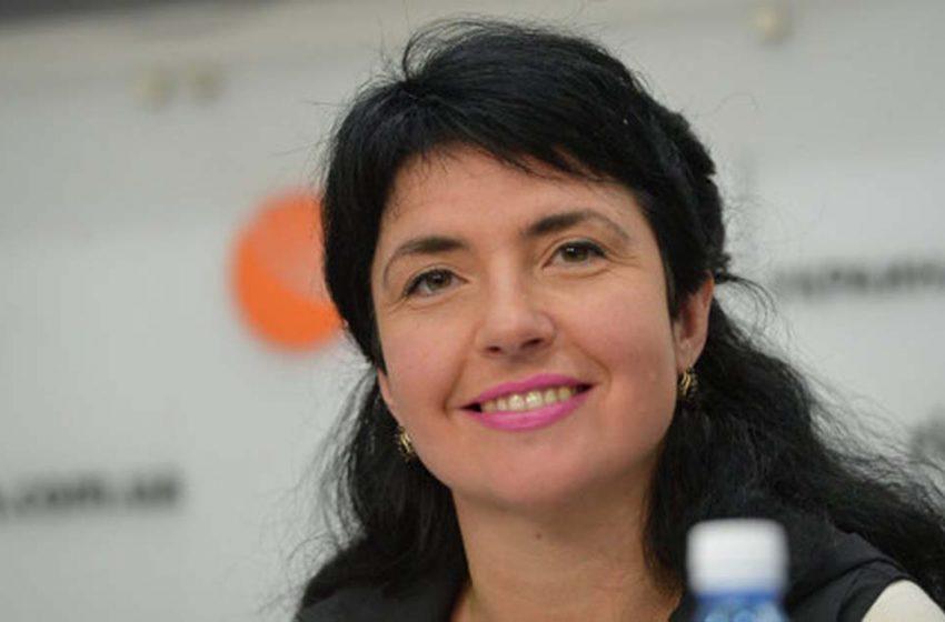 Кем работала Янина Соколовская до появления на российском ТВ