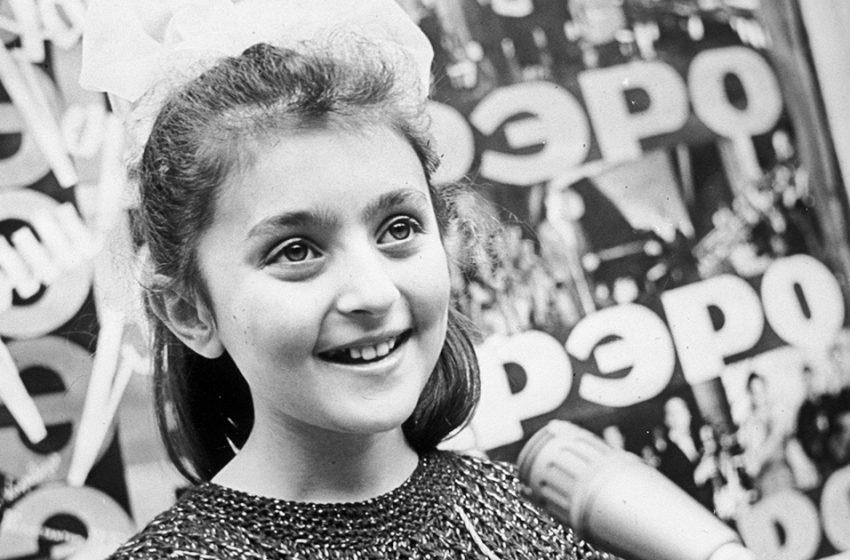 «Оранжевое небо, оранжевое море»: Как сложилась жизнь юной певицы Ирмы Сохадзе