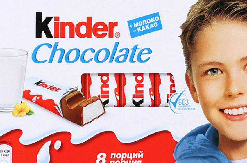 Его точно видел каждый։ Как сегодня выглядит мальчик из рекламы Kinder