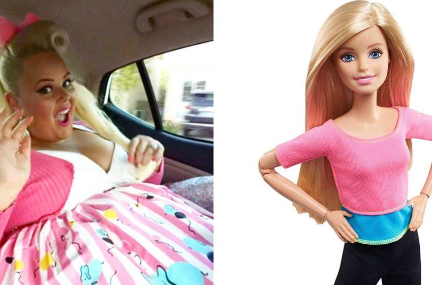 Поклонница куклы Барби похудела на 80 кг, чтобы быть похожей на кумира: Как она выглядит