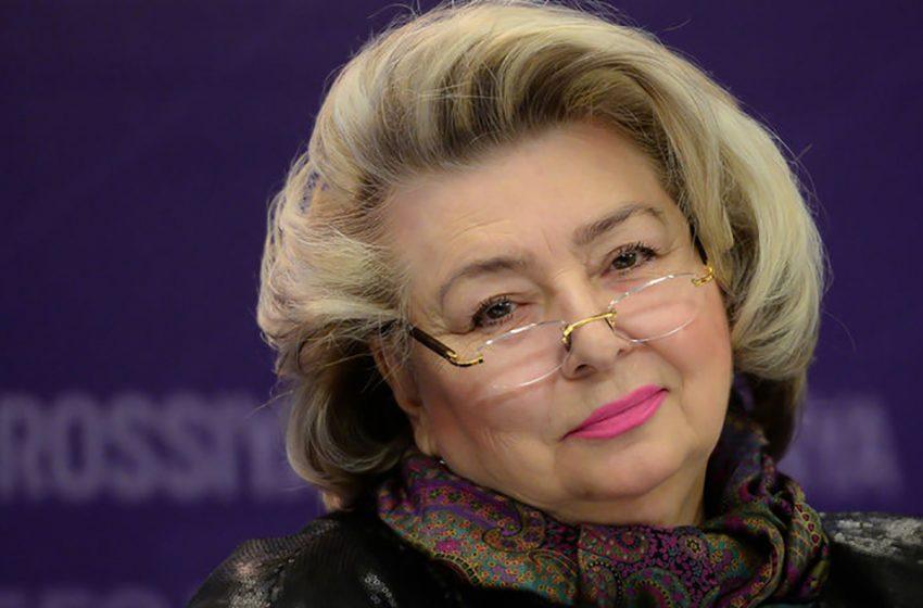 Фотографии из молодости Татьяны Тарасовой. Что происходило с ней во времена СССР