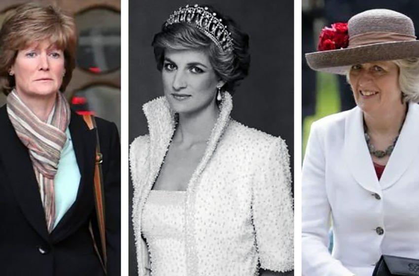 Родные сестры принцессы Дианы: как сложились жизни Сары МакКоркодейл и Джейн Феллоуз