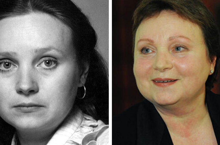 Евгении Глушенко 67 лет: как живет актриса, которая бросила Калягина спустя 40 лет семейной жизни, так как ее терпению пришел конец