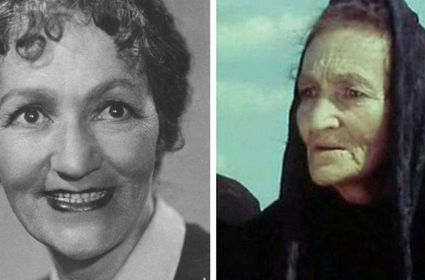 Ей было 45 и она работала дворником, когда ее впервые позвали в кино. Мария Капнист – биография актрисы и как выглядят ее дочь