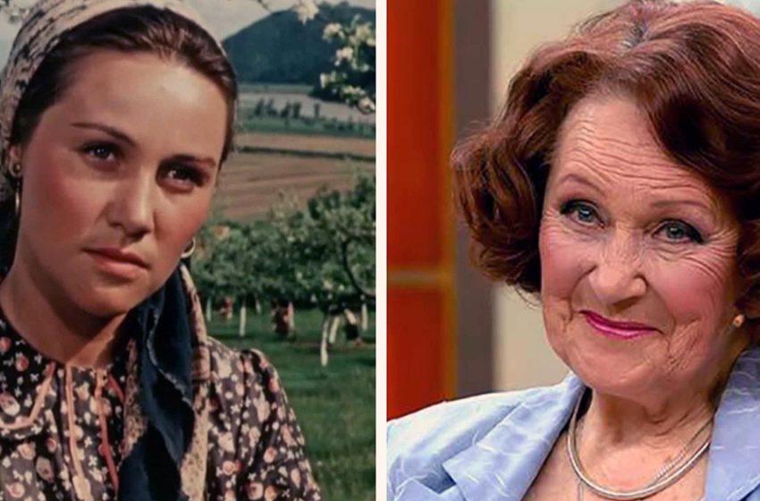 Звезда картины «Разные судьбы» Татьяна Конюхова – как живёт сейчас 88-летняя актриса