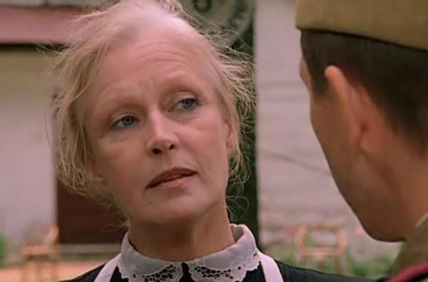 Беате Тышкевич скоро 82։ Как выглядит актриса из фильма «В августе 44-го»