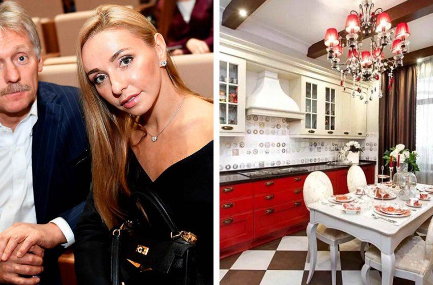 «Настоящие хоромы»: как выглядит роскошная недвижимость Пескова и Навки