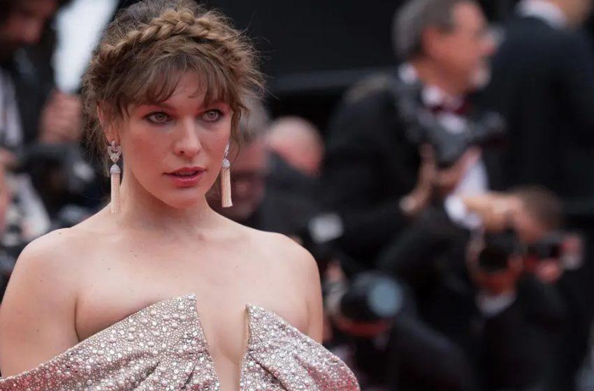 «Выглядит на 25!»: 45-летняя Милла Йовович показала себя на фото без фотошопа