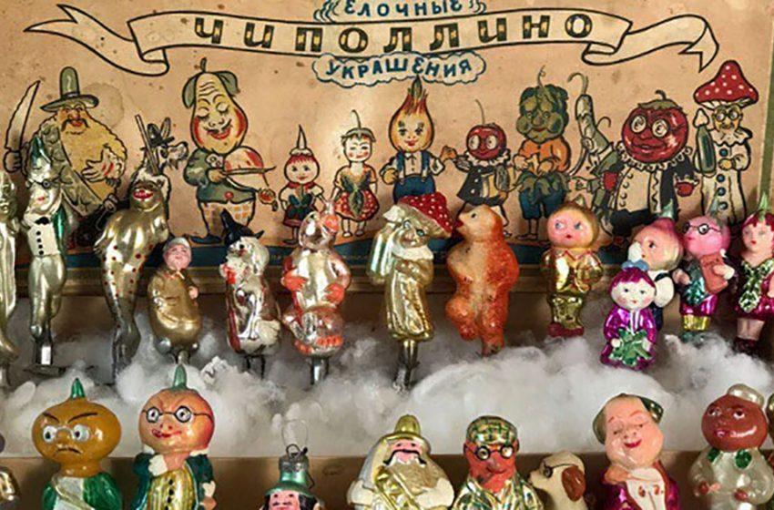«Не хлам, а сокровище!»: Почему советские ёлочные игрушки могут стоить сотни тысяч