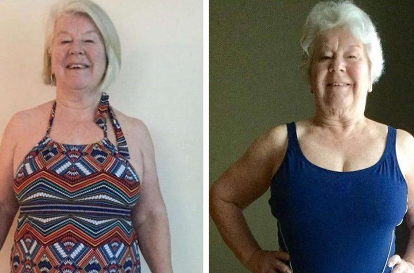 «В здоровом теле здоровый дух»: как сейчас выглядит 74-летняя бабушка, которая каждый день занимается спортом