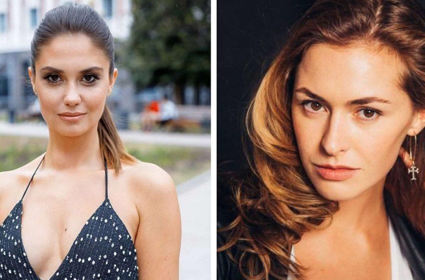 «Как много зубов!»: неудачное фото Агаты Муцениеце и Марины Петренко обсуждают в сети