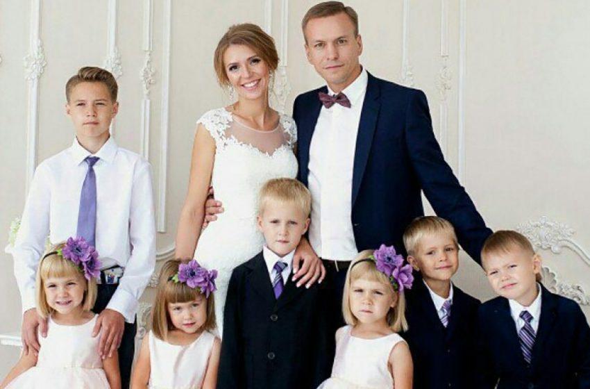 «Папа, женись!»: вдовец с 6 детьми снова обрел свою любовь