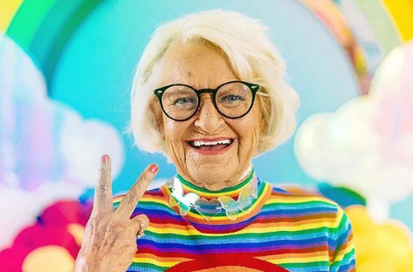«Жить на полную катушку»: 92-летняя Бадди Винкл показывает, как нужно наслаждаться жизнью