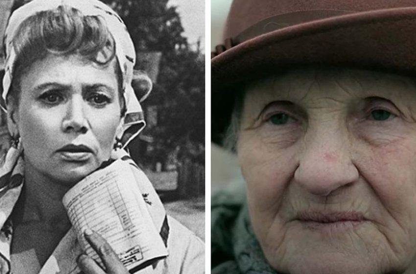 «Приемный сын и внук выставили из дома»: как поживает «королева эпизодов» 89-летняя актриса Лидия Доротенко