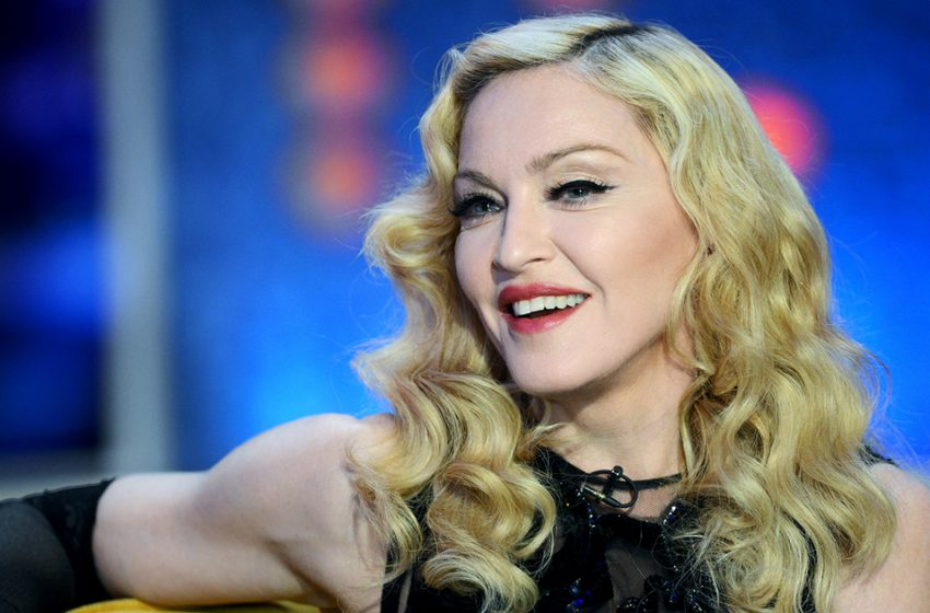 «Ой, батюшки!»: 62-летняя Мадонна в ажурных колготках похвасталась новой внешностью