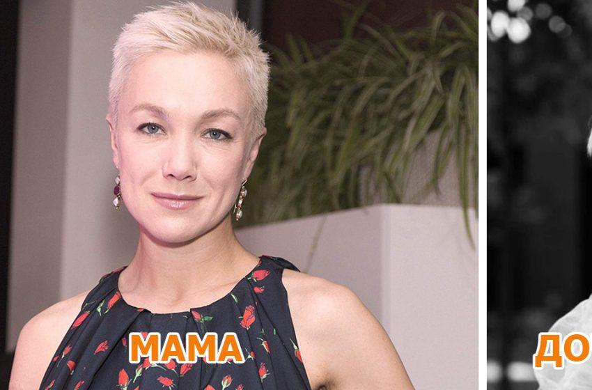 «Она у вас на мальчика похожа»: дочь Дарьи Мороз растет точной копией своей мамы