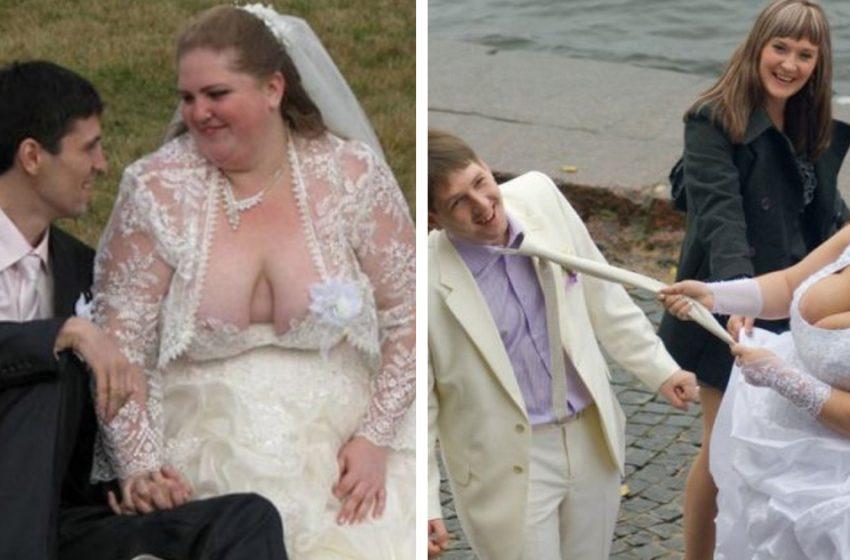 «Выросли на радость женихам»: фото невест, которые вы никогда не забудете