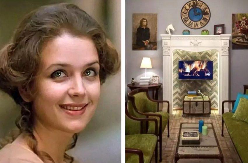 Добро пожаловать к Алфёровым. Как сегодня выглядит квартира Ирины в центре Москвы в бывшем поместье «Пиковой дамы»