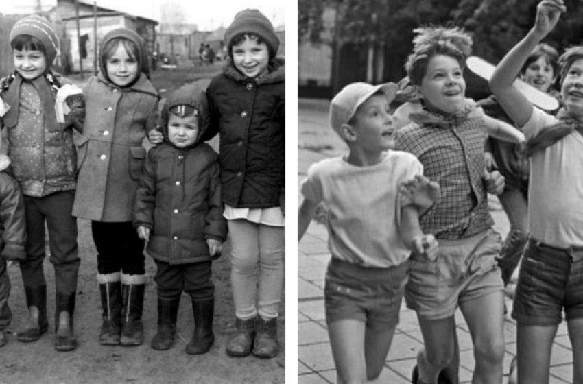 Как одевались дети в СССР: несколько фото, чтобы вспомнить и прослезиться